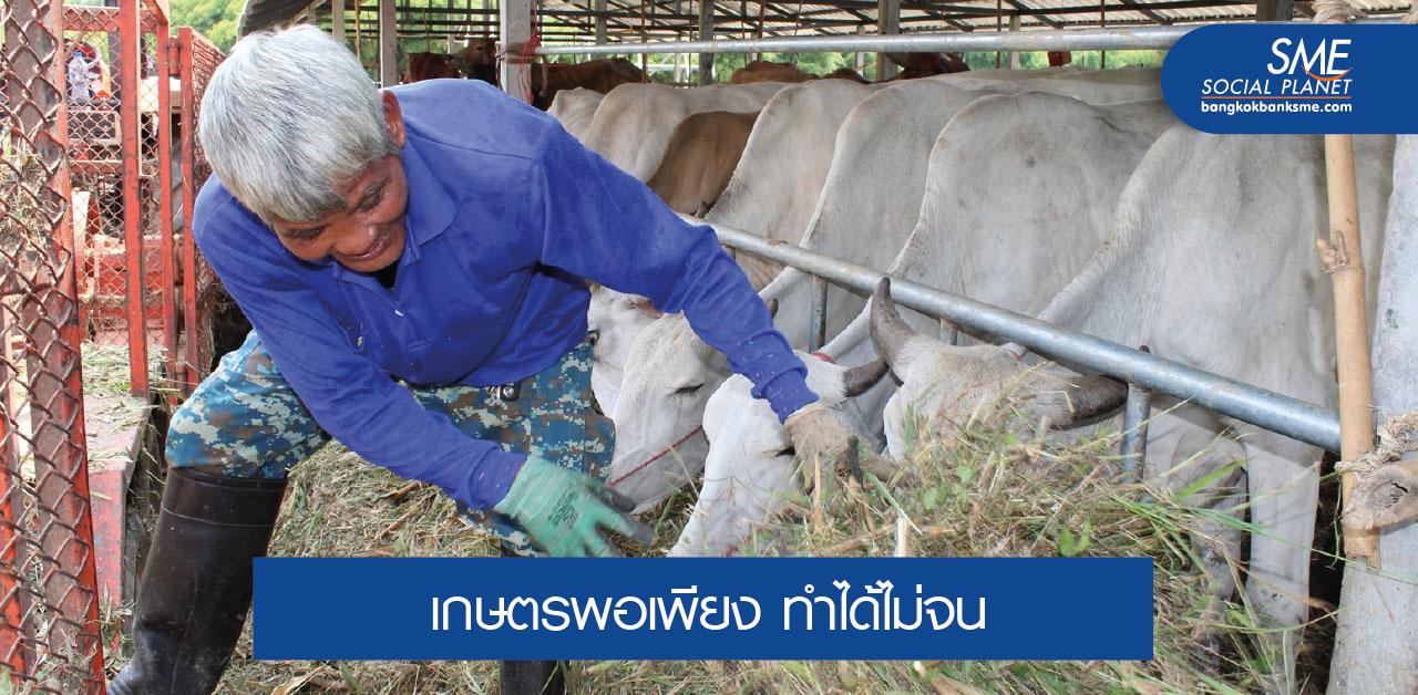 ฟาร์มบ้านทับประดู่ ยุคไทยแลนด์ 4.0