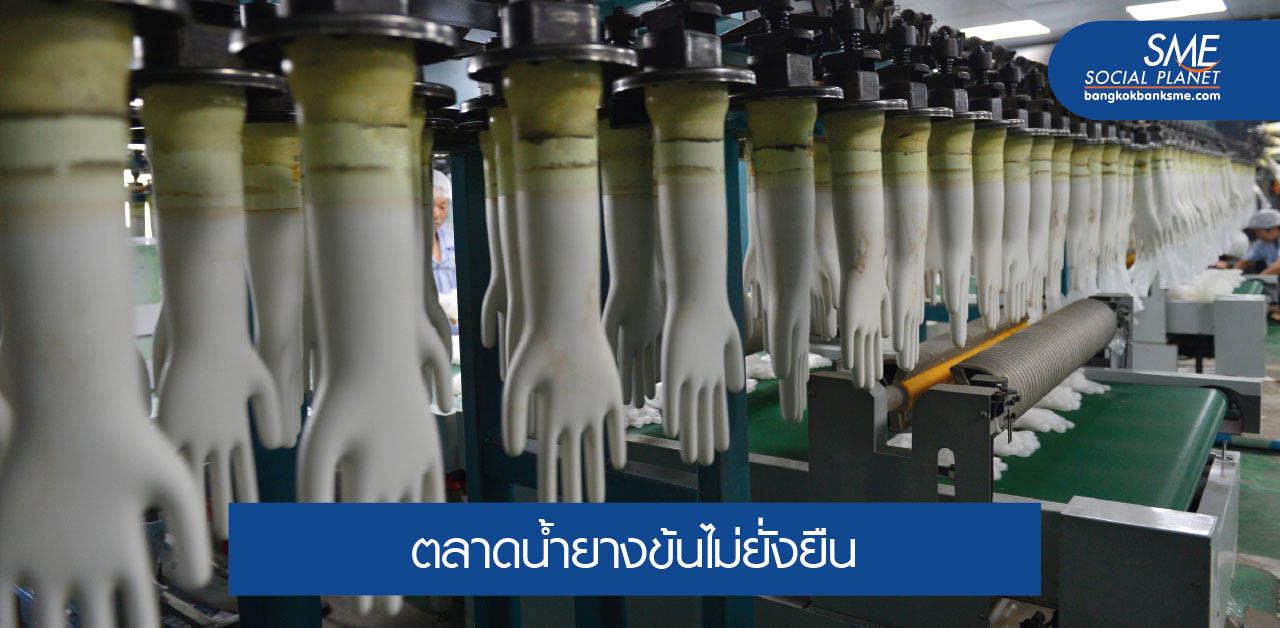 แนวโน้มอุตสาหกรรมถุงมือยาง ปี 2563