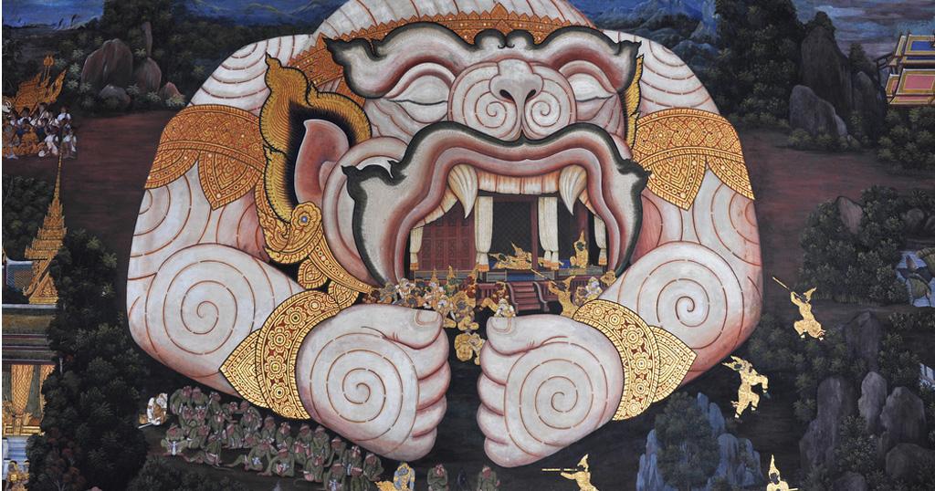 ลวดลายสายศิลป์ ความงามคู่บ้านคู่เมืองของไทย