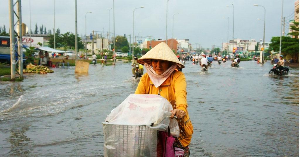 เผยแผนแก้วิกฤติ โฮจิมินห์ซิตี้ป้องกันน้ำท่วม