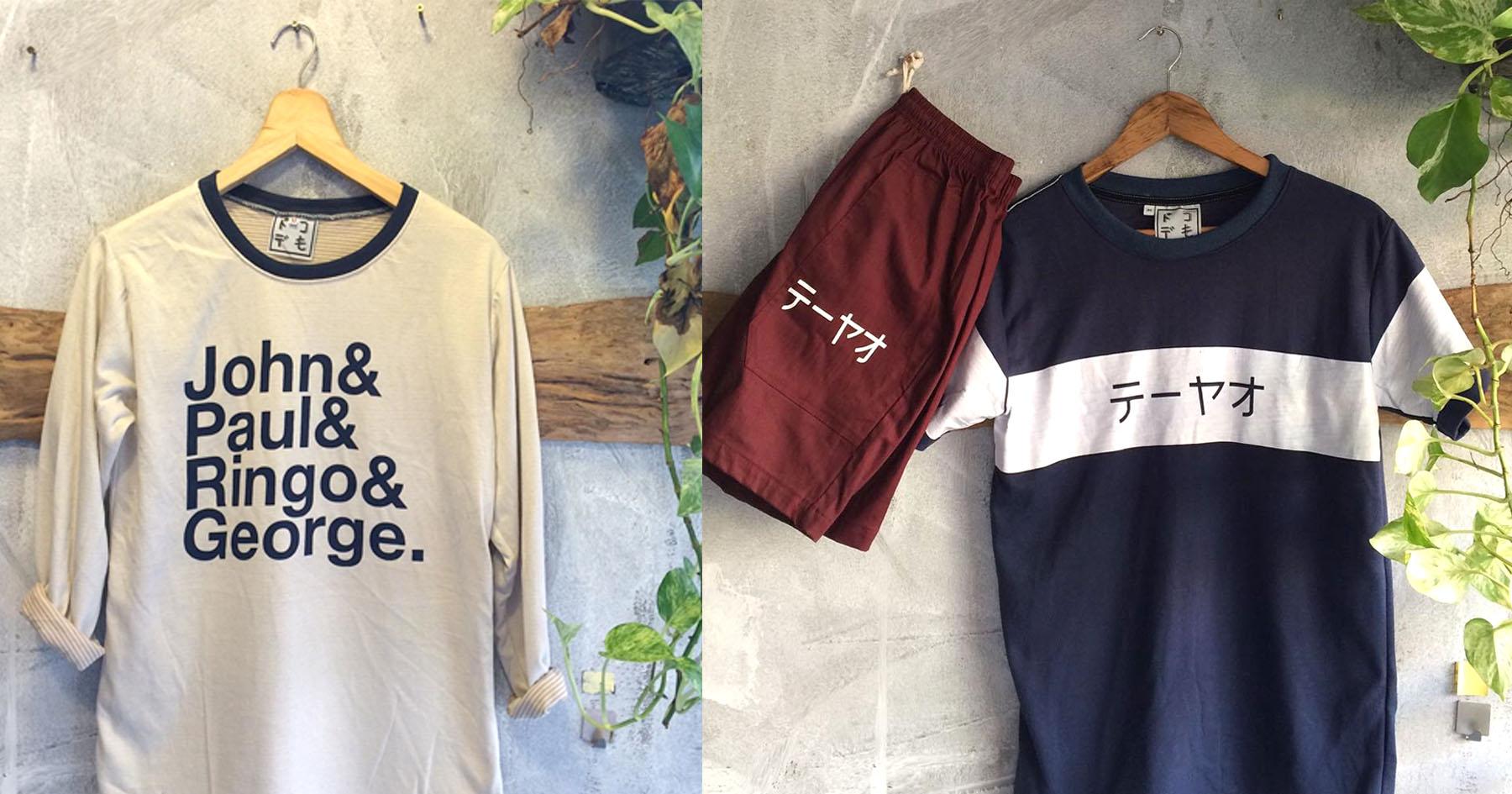 เสื้อชายสไตล์ญี่ปุ่น ลงทุน 3 หมื่น รายได้ 3 แสน ตามกระแสทุกเทศกาล ลูกค้าติดหนึบ