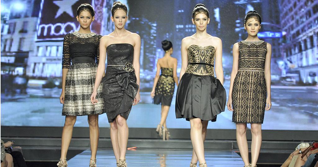 แฟชั่นอินโดฯ สุดบูม ! จัดงานใหญ่ Folk 'n Vogue : 100% Indonesia