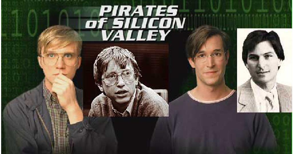 Pirates of Silicon Valley โจรสลัดแห่งหุบเขาซิลิคอน