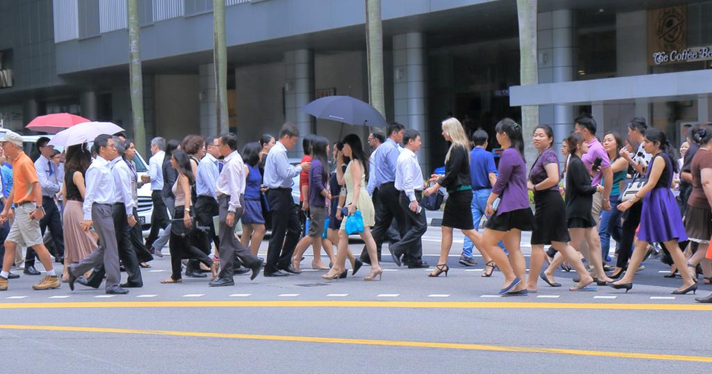 อยากรู้มั้ย งานอะไร ทำแล้วรวยที่สิงคโปร์ ในปี 2016
