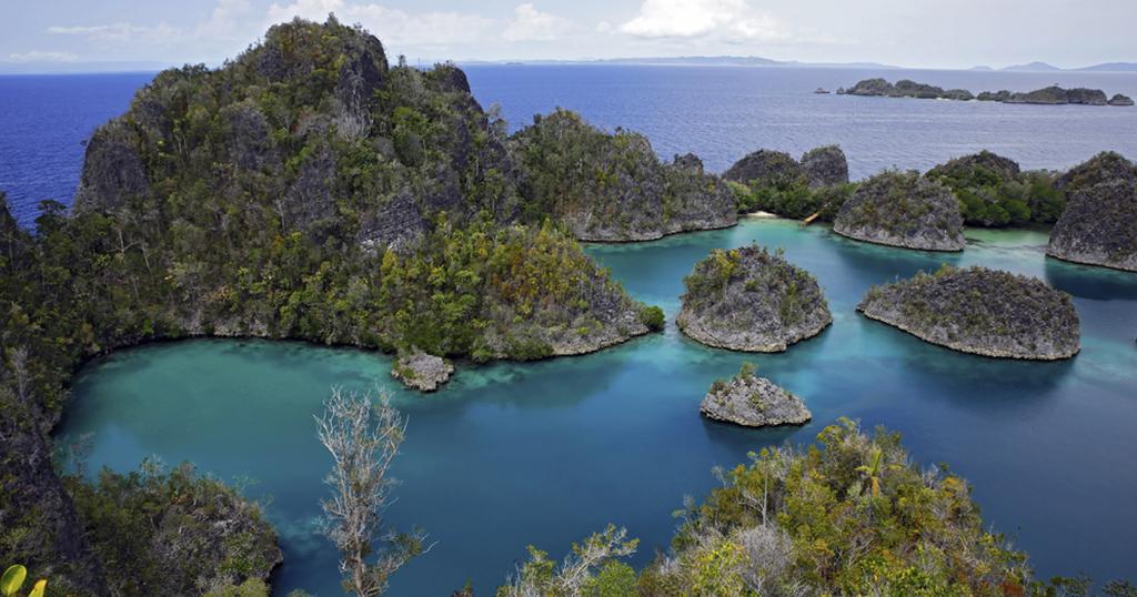 อินโดฯ ทุ่มสุดตัว พัฒนาชายแดนและหมู่เกาะ