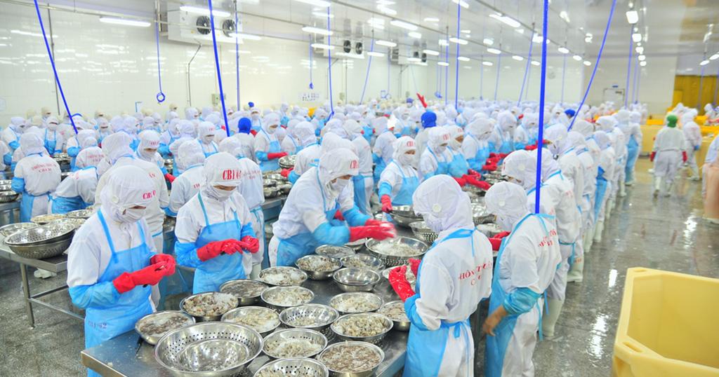 เวียดนามยิ้ม ยุโรปสนับสนุนอุตสาหกรรมกุ้ง