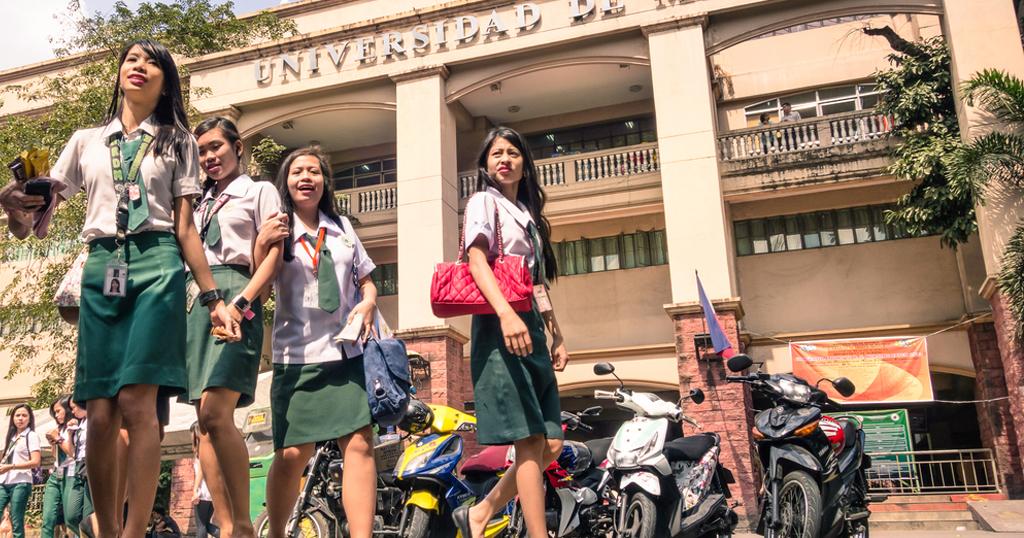 เรียกร้องฟิลิปปินส์ เร่งพัฒนาการศึกษา