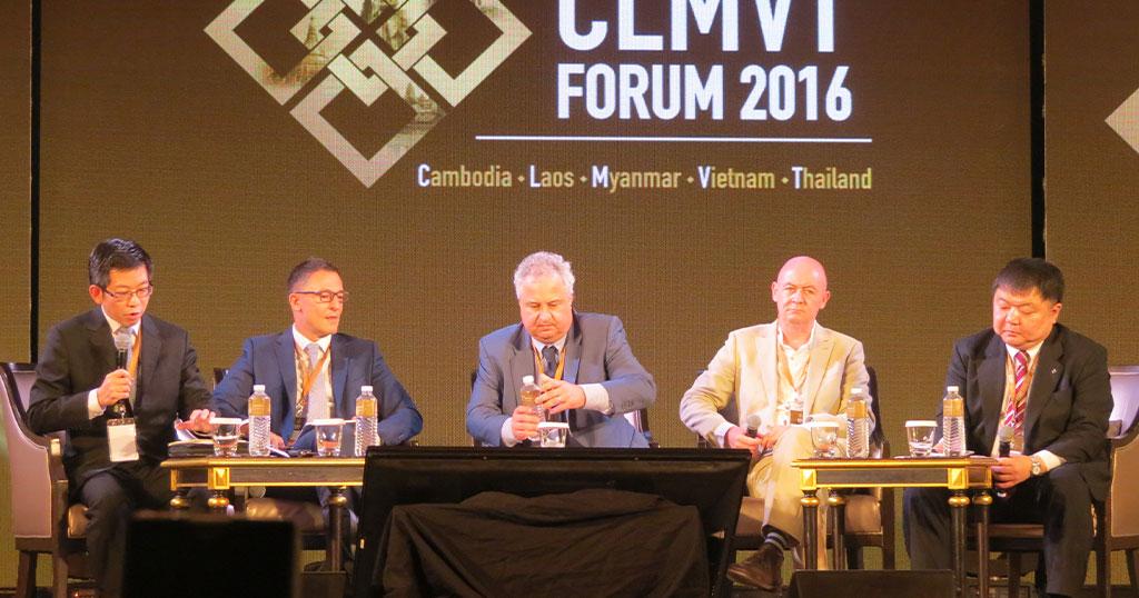 ดร.กอบศักดิ์ นำทีม บริษัทชั้นนำ เผยมุมมองการเติบโตกลุ่มประเทศ CLMVT